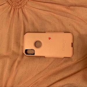 iPhone X Otterbox Case